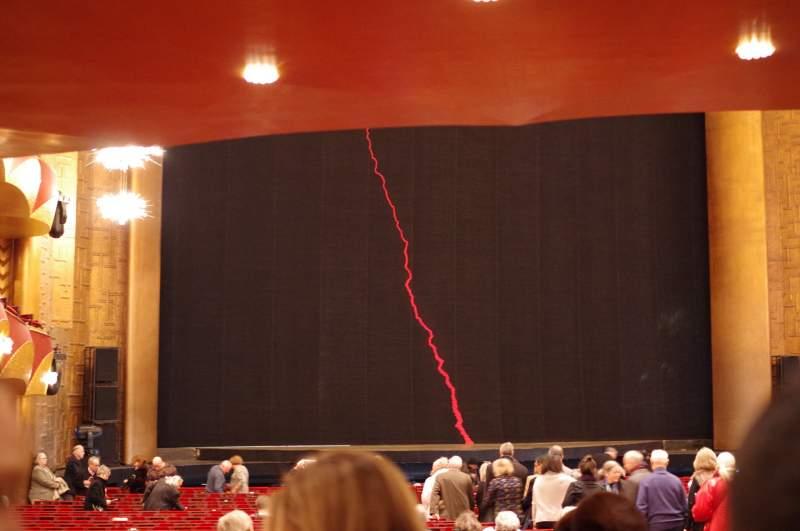 Vista sentada para Metropolitan Opera House - Lincoln Center Secção Orchestra Fila CC Lugar 23