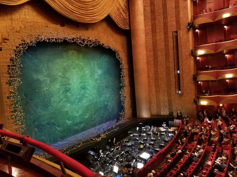Metropolitan Opera House - Lincoln Center