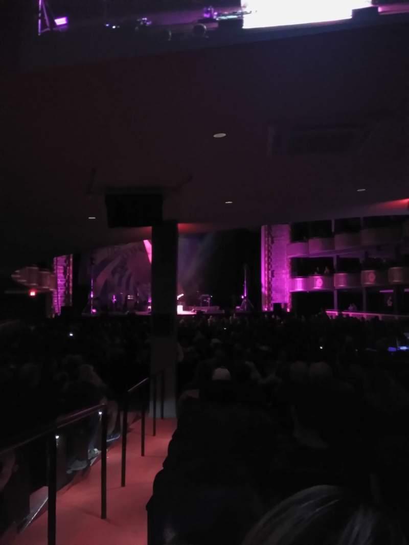 Vista sentada para The Met Philadelphia Secção Orchestra 5 Fila L Lugar 10