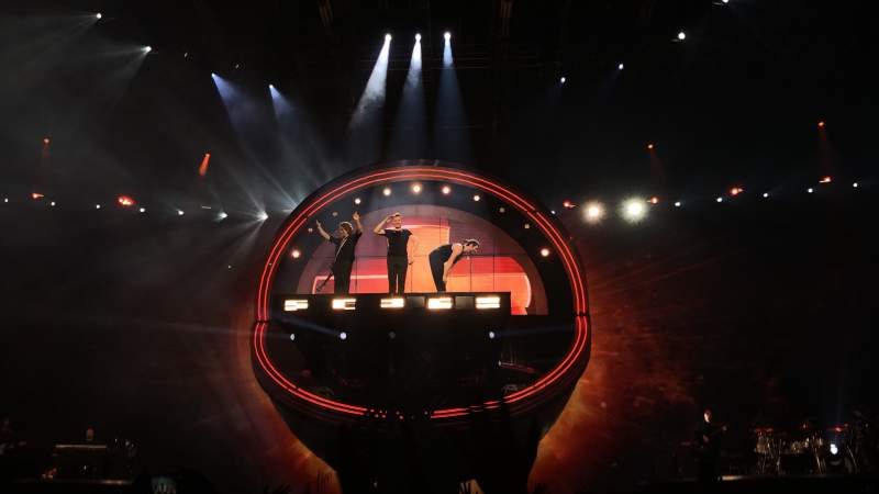 Vista sentada para Arena Birmingham Secção B Fila J Lugar 8