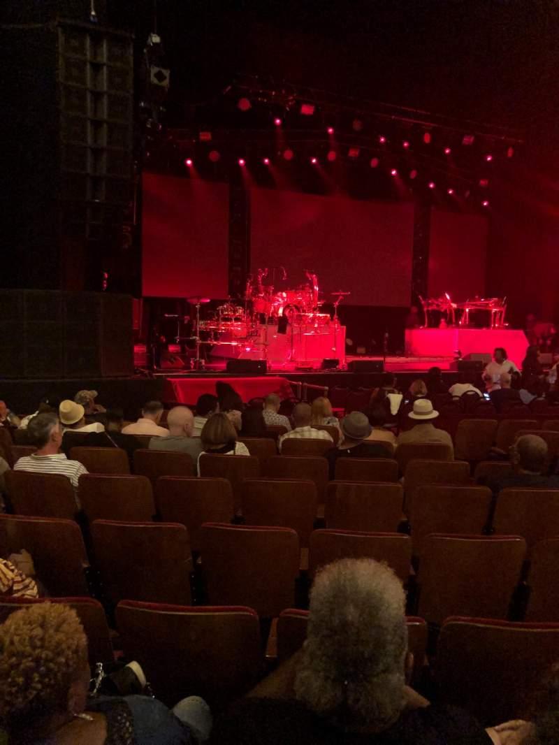 Vista sentada para Chicago Theatre Secção MNFL3L Fila KK Lugar 317