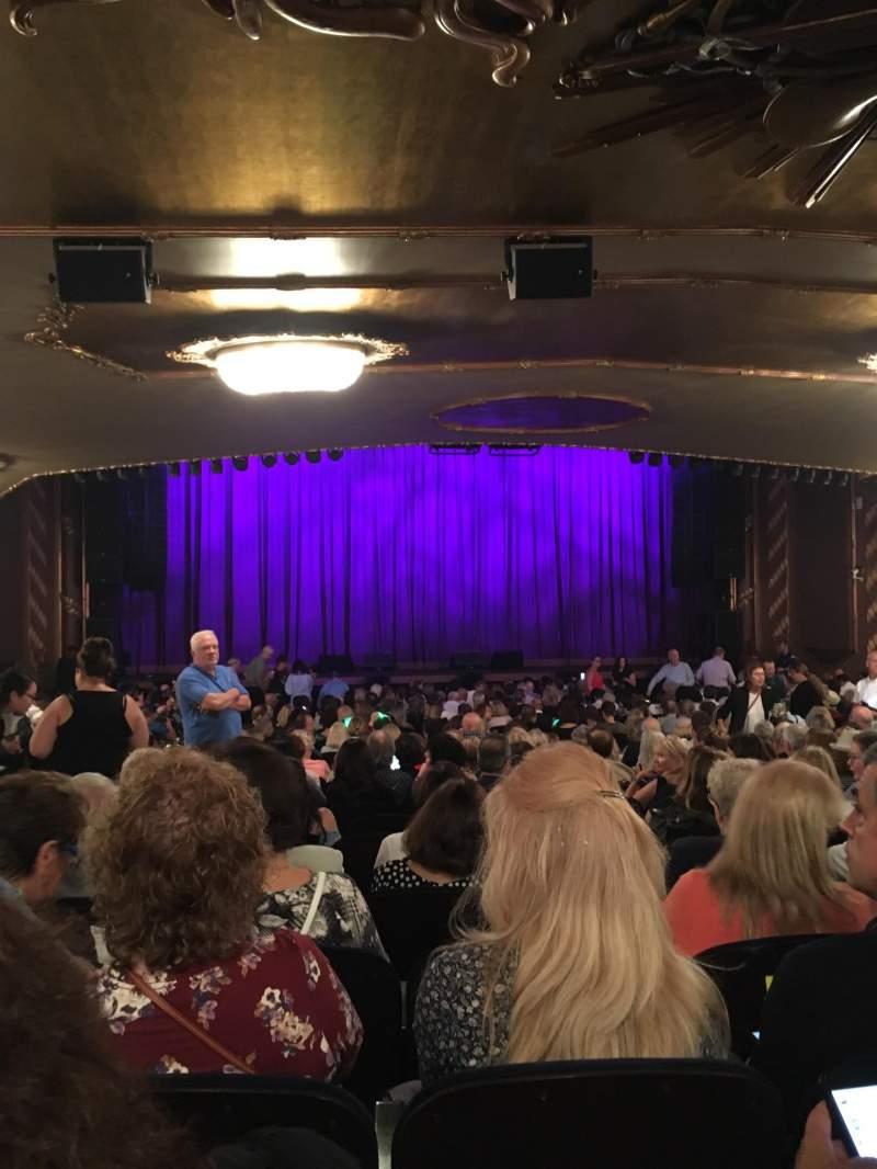 Vista sentada para Lunt-Fontanne Theatre Secção Orchestra C Fila WW Lugar 101