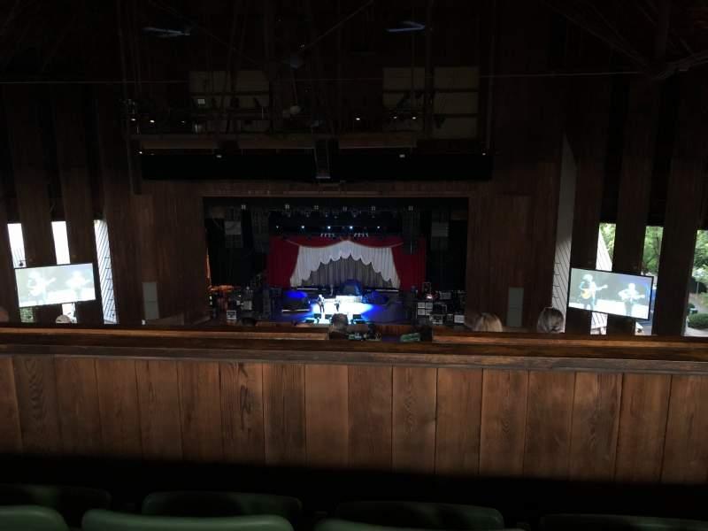 Vista sentada para The Mann Secção Balcony 200 Fila CCC Lugar 223