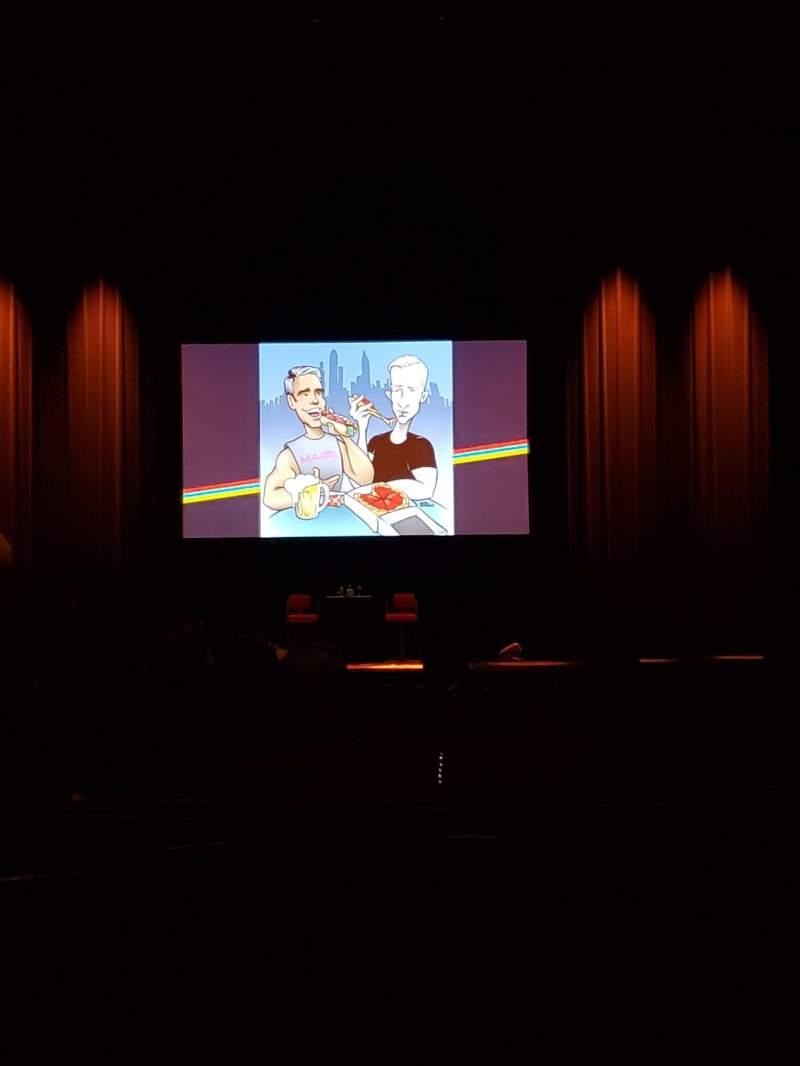 Vista sentada para Chicago Theatre Secção MNFL4R Fila N Lugar 404