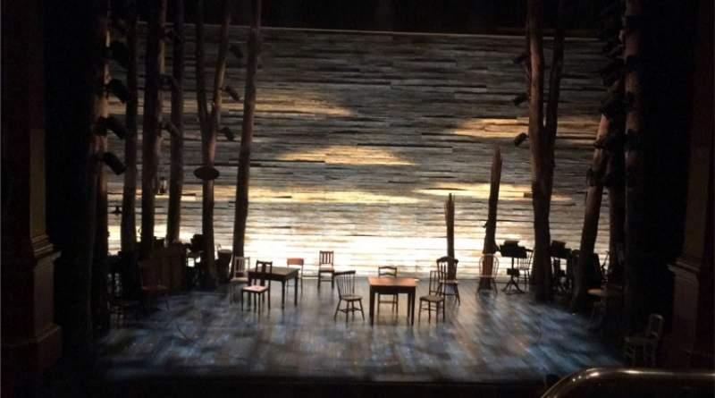Vista sentada para Phoenix Theatre Secção Dress Circle Fila B Lugar 15