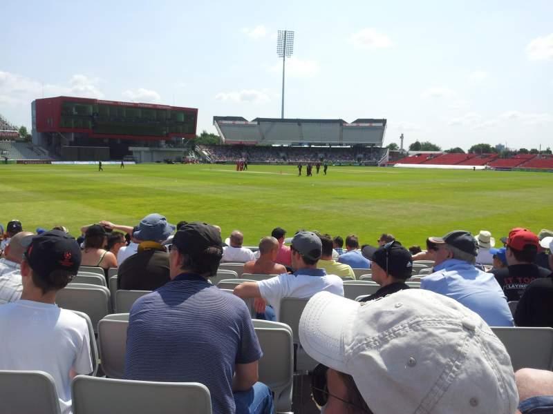 Vista sentada para Old Trafford Cricket Ground