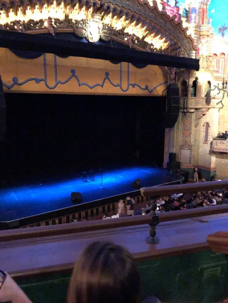 Vista sentada para Majestic Theatre - San Antonio Secção Starlight Suite L3 Fila G1 Lugar GA