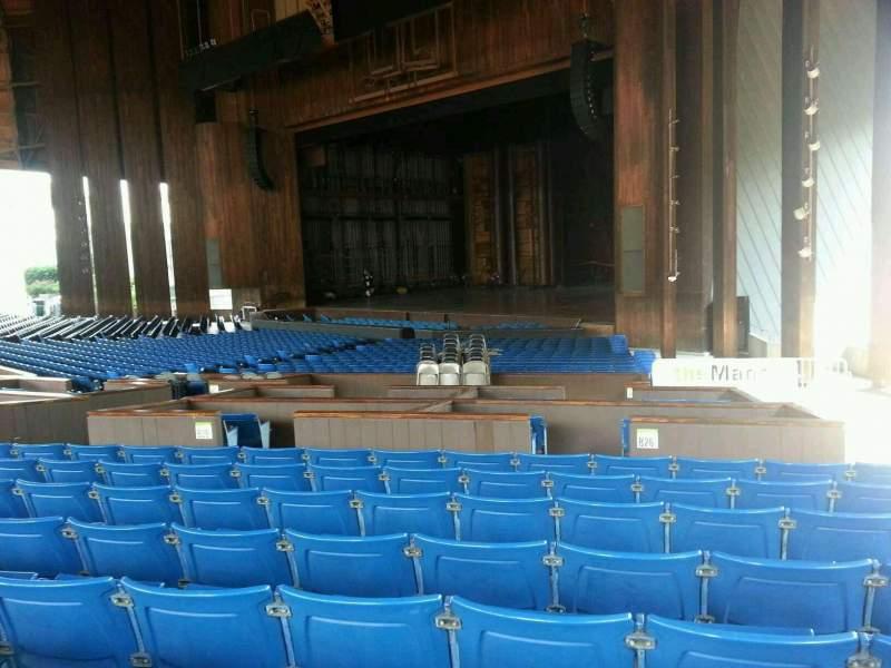 Vista sentada para The Mann Secção orchestra b Fila h Lugar 70