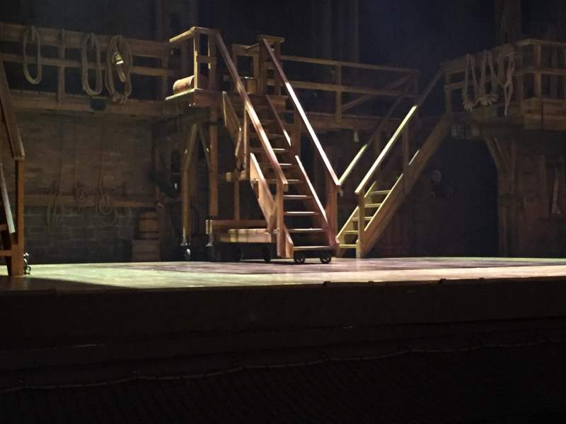 Vista sentada para Orpheum Theatre (Minneapolis) Secção MF3 Fila 3 Lugar 11