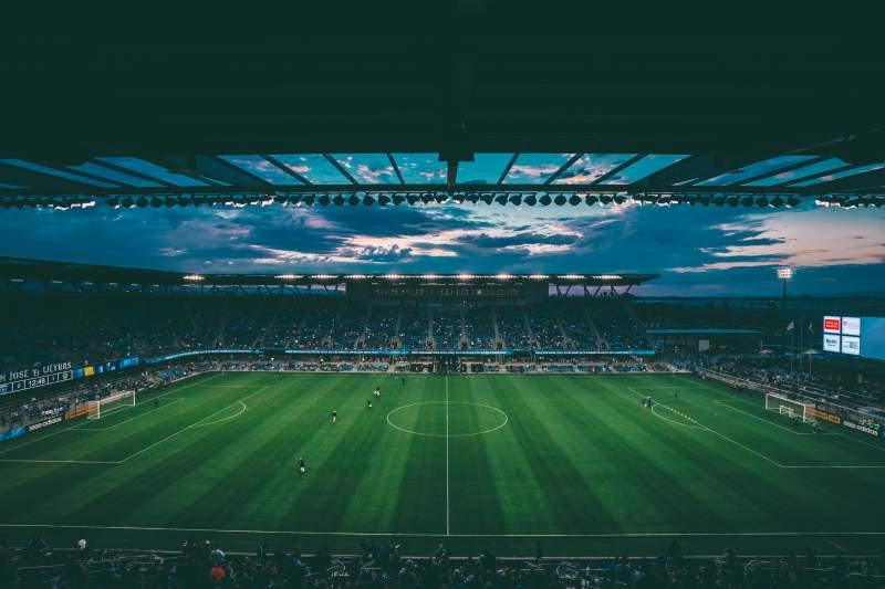 Vista sentada para Avaya Stadium
