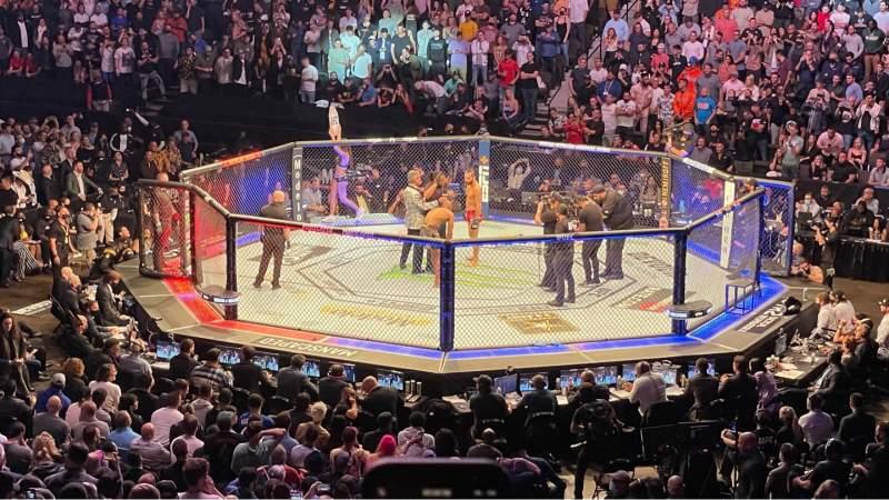 Vista sentada para VyStar Veterans Memorial Arena Secção 113 Fila WW Lugar 1