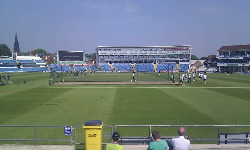 Vista sentada para Headingley Cricket Ground