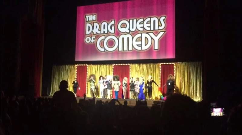 Drag Queens Of Comedy