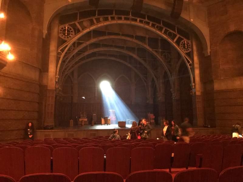 Vista sentada para Lyric Theatre Secção Orchestra L Fila N Lugar 17 And 19