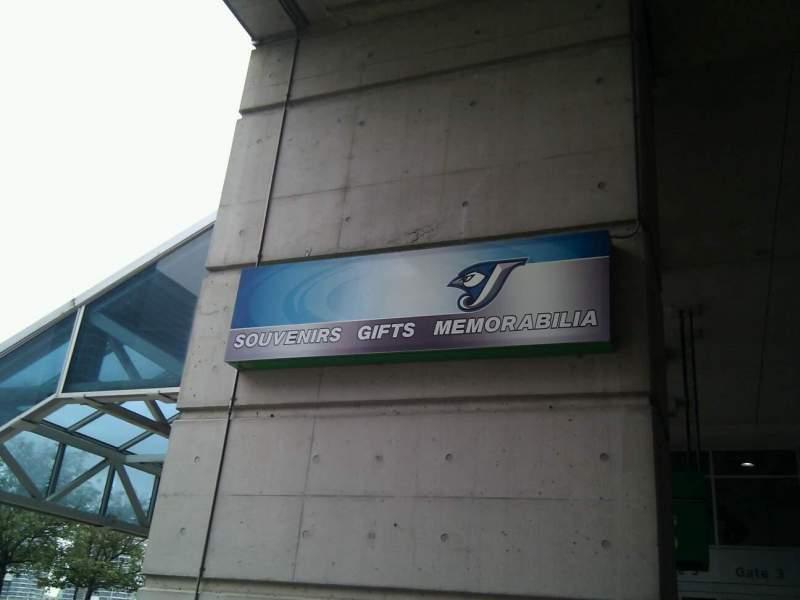 Vista sentada para Rogers Centre
