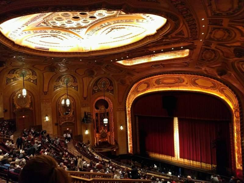 Vista sentada para Shea's Buffalo Secção Balcony 2 Fila t Lugar 44