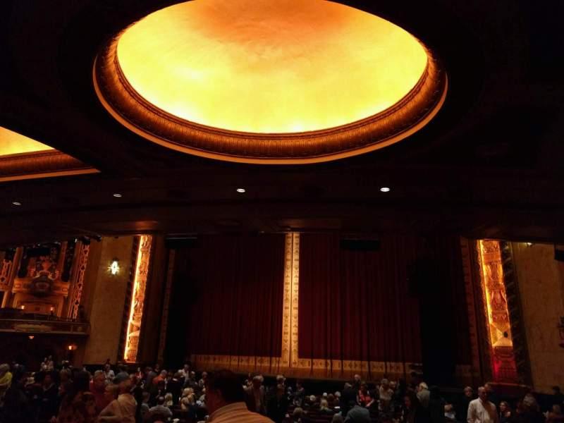 Vista sentada para Shea's Buffalo Secção Orchestra 2 Fila v Lugar 28