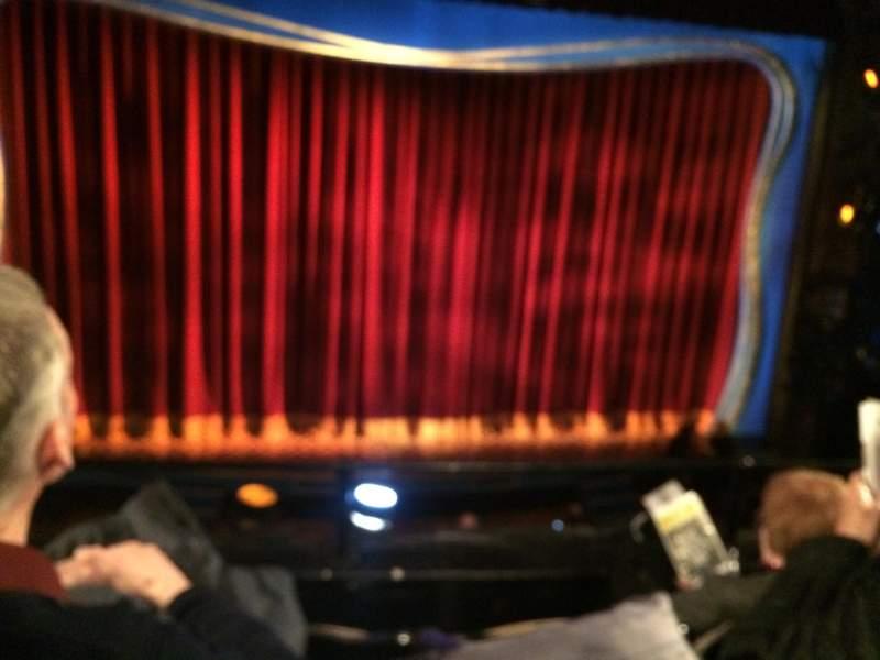 Vista sentada para Studio 54 Secção Front Mezzanine C Fila CC Lugar 116