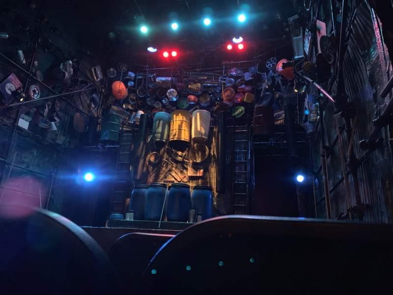 Vista sentada para Orpheum Theater (New York) Secção ORCH Fila 2