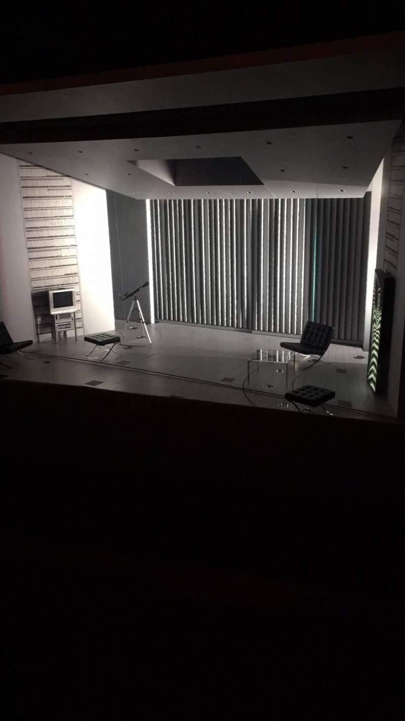 Vista sentada para Gerald Schoenfeld Theatre Secção Mezzanine R Fila A Lugar 8