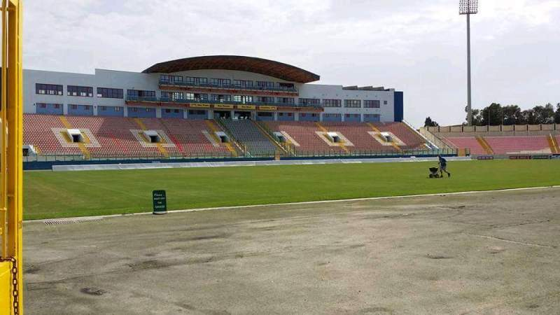 Vista sentada para Ta' Qali National Stadium